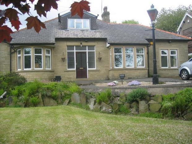 Detached Bungalow for sale in New Hey Road, Fixby