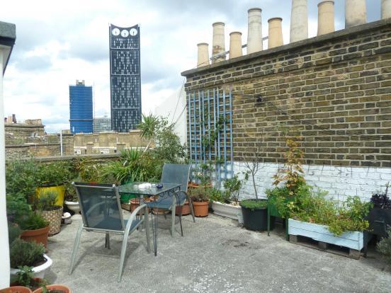 Roof Terrace Views 1