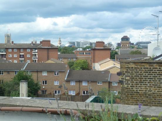Roof Terrace Views 2
