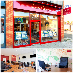 Hamiltons Estate Agents, Berkhamstedbranch details