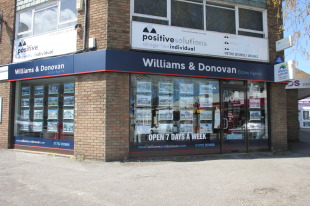 Williams & Donovan, Hockleybranch details