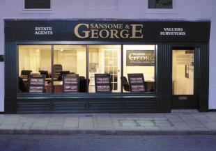 Sansome and George (Property Services) Ltd, Thealebranch details