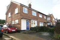 4 bed semi detached house in Gloucester Avenue...