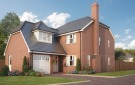 4 bed new property for sale in Plot 1 The Glades...