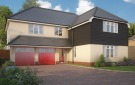 5 bed new property in Plot 3 The Glades...