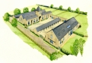 Land for sale in The Barns, Merton Grange...