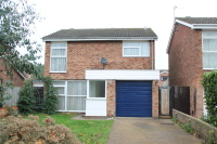 4 bed Detached house in Restormel Close, Bedford...