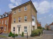 Detached property for sale in SANDY, Bedfordshire