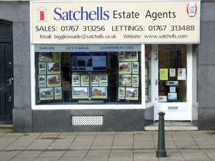 Satchells Estate Agents, Biggleswadebranch details