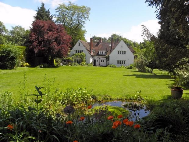 7 bedroom detached house for sale in letchworth garden city hertfordshire sg6 for Western state bank garden city