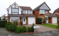 Detached house for sale in LETCHWORTH GARDEN CITY...