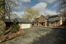 5 bedroom Detached property for sale in Alderley Road, Prestbury...