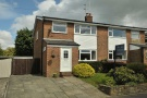 3 bed semi detached home in Charter Road, Bollington...
