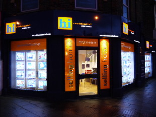 hi-residential, Plumsteadbranch details