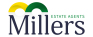 Millers Estate Agents, Northampton logo