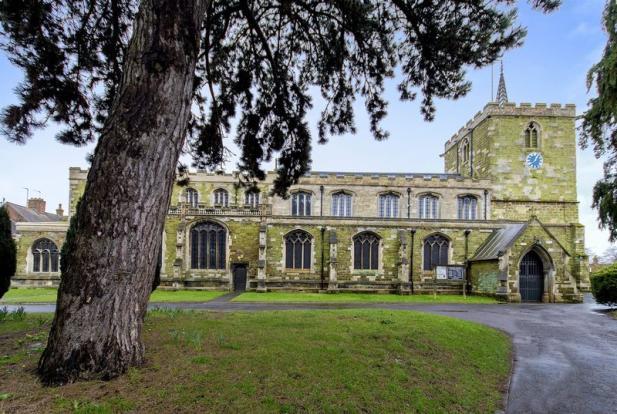 St Mary's ...