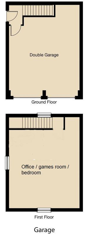 Floorplan garage