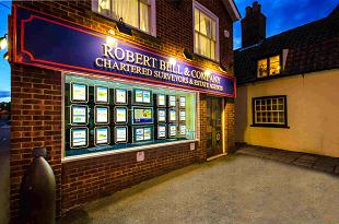 Robert Bell & Company, Horncastlebranch details