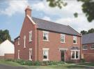 4 bed new house in St James Mead, Badsey