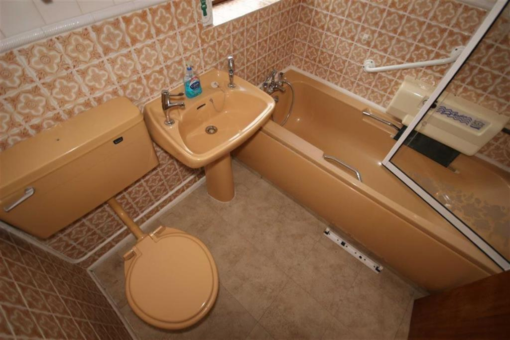 Bathroom: