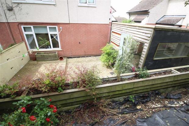 Enclosed Garden: