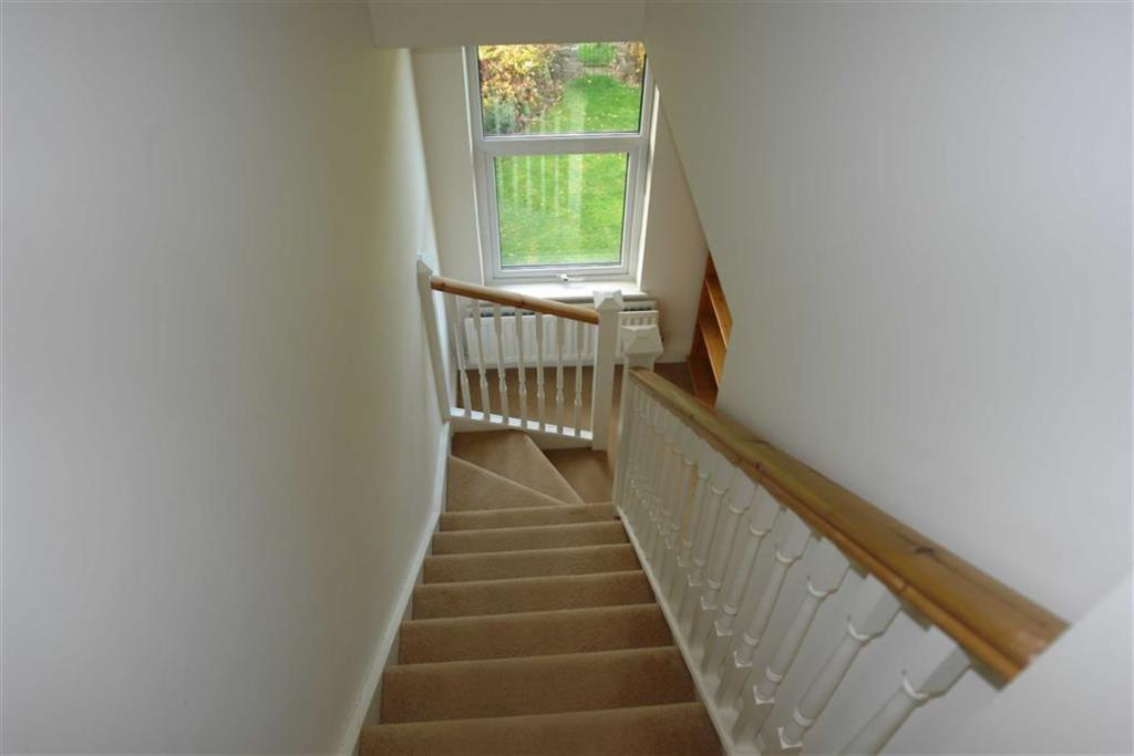 Stairs To Master Bed