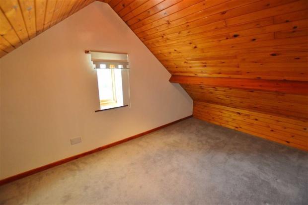 Loft storage rooms