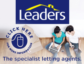 Get brand editions for Leaders - First in Letting, Burgess Hill