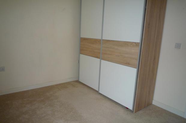 Bedroom 1 wardrobes
