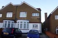 Flat in Kingsdown Avenue...