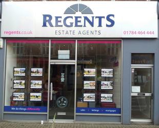 Regents, Stainesbranch details