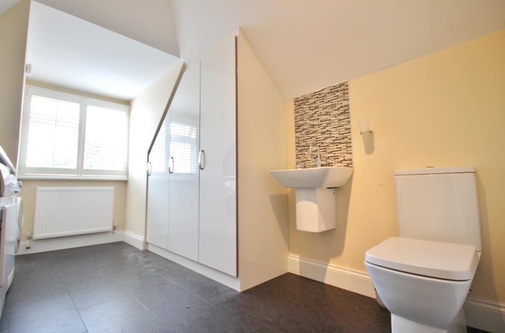 Toilet/Utility Space