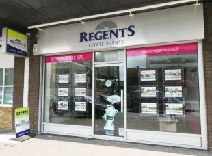 Regents, Sunburybranch details