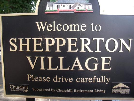 Shepperton Village
