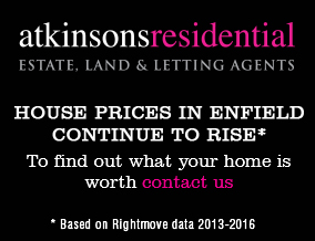 Get brand editions for Atkinsons Residential, Enfield - Sales