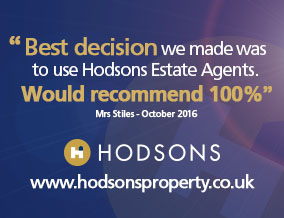 Get brand editions for Hodsons Estate Agents, Wakefield