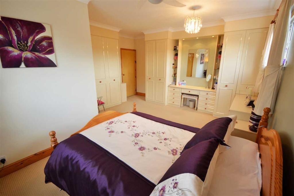 Bedroom One: