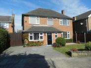 4 bedroom Detached property in Clarkes Lane, Chilwell