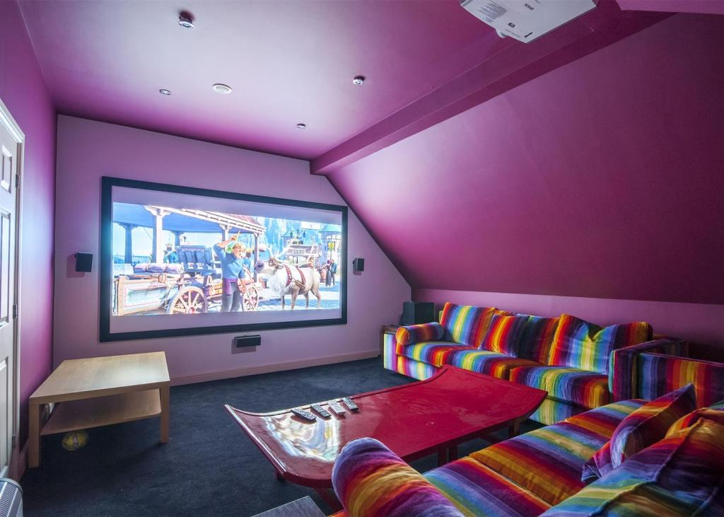 TV CINEMA ROOM