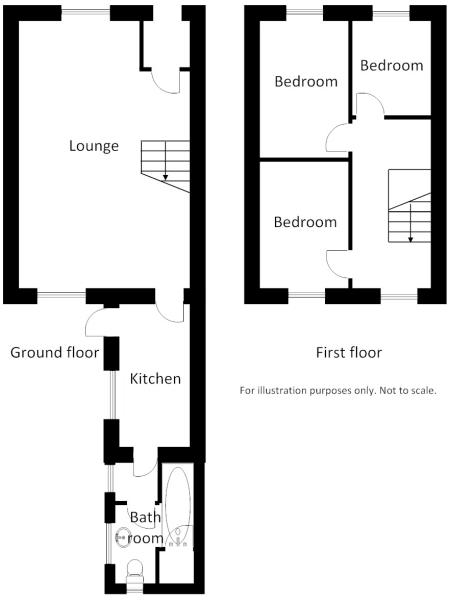 Floor Plan Text