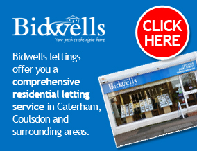 Get brand editions for Bidwells, Caterham, High Street