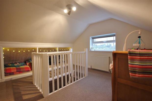 Loft Room/Bedroom 3