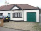 Semi-Detached Bungalow in Rise Park, Romford
