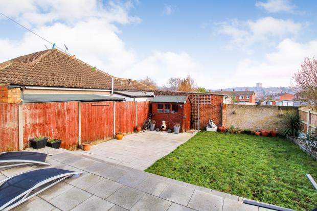 Property For Sale Lodge Lane Collier Row