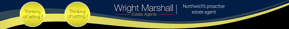 Get brand editions for Wright Marshall Estate Agents, Northwich