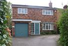 Detached home for sale in Firthfields, Davenham