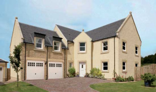 Reflection by Bett Homes Scotland, Harbourside,