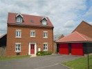 Detached house for sale in Todd Way, BSE IP32 7PS