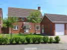 4 bed Detached house in Hazelwood Close...