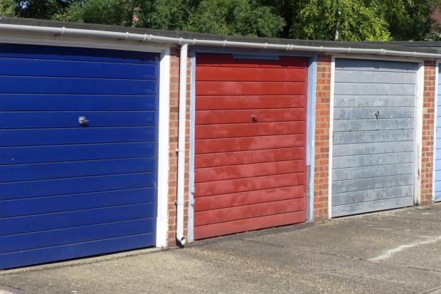 garage en block
